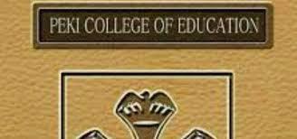 Peki College of Education Admission List 2021/2022