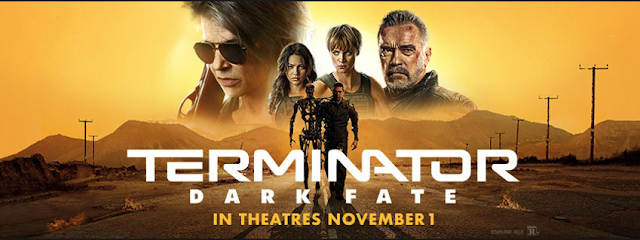 Review Film Terminator Dark Fate,