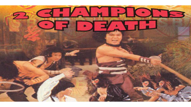 Two Champions of Death (1980) Hindi Dubbed Movie 720p BluRay Download