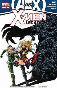 Cover of X-Men Legacy 270 comic eBook