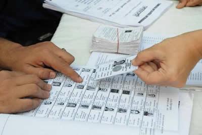 voters list