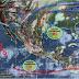 Se pronostican lluvias en todo México para esta noche, con excepción de Baja California