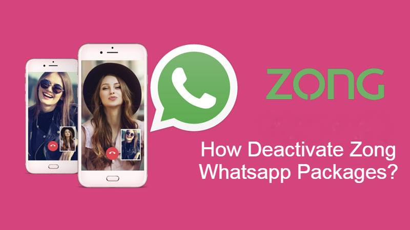 zong whatsapp package unsubscribe code - How Deactivate Zong Whatsapp Packages?