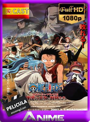 One Piece: La Saga de Arabasta Los Piratas y la Princesa del Desierto (2007) [Castellano] [1080p] [GoogleDrive] AioriaHD