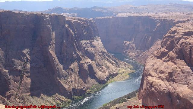 Navajo sandstone cliffs Arizona