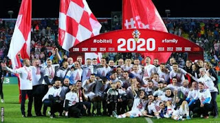 Euro 2020 highlights: Croatia Beat Slovakia to Top Group and Qualify.