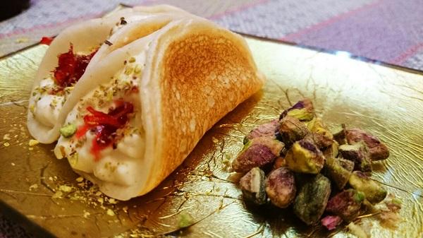 How to make Qatif dough with milk for Ramadan