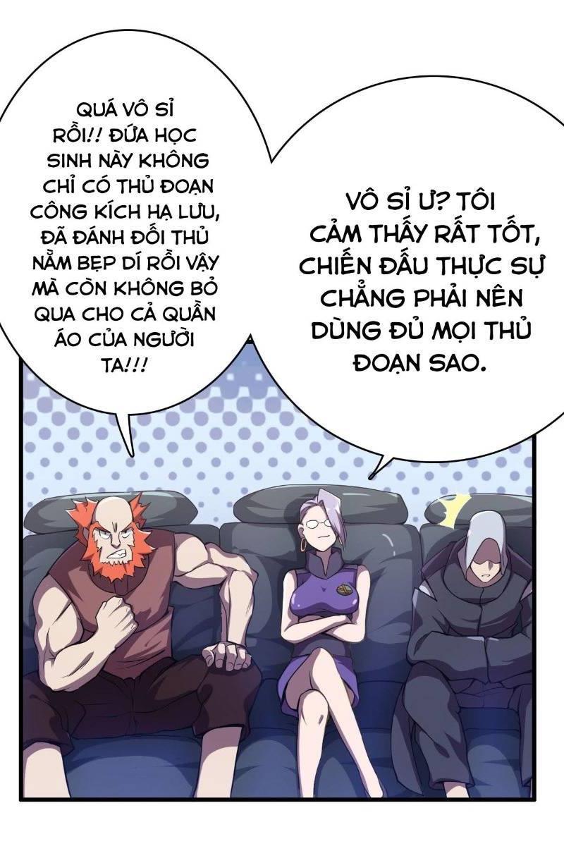 Tinh Nguyên Chi Môn chap 7 - Trang 25