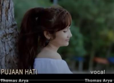 Lirik Lagu Pof Malaysia Thomas Arya - Pujaan Hati