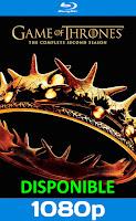 Game of thrones temporada 2 1080p