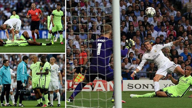 [Video] Cuplikan Gol Real Madrid 1-0 Manchester City [agg 1-0] (Liga Champions)