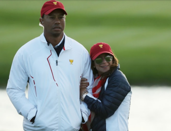 Photos: Tiger Woods finds love again, spotted with the GM of his restaurant, Erica Herman