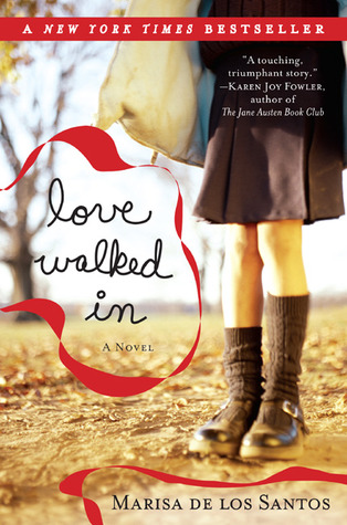 Love Walked In book cover