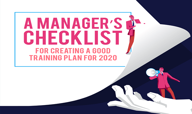 A Manager's Checklist for Creating a Good Training Plan for 2020