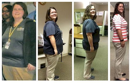 η denovosibi έχασε 63 κιλά σε 19 μήνες