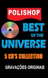 "BOX 5 CD's ""BEST OF THE UNIVERSE"""