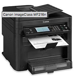 Canon MF216n For Win, Mac, Linux, Android
