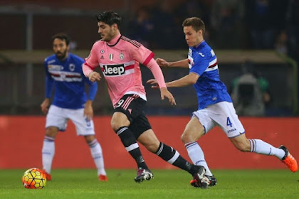 Prediksi Juventus vs Sampdoria 14 Mei 2016