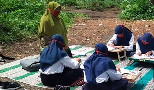 Dinas Pendidikan Lumajang Belum Wacanakan Ujicoba Pembelajaran Tatap Muka