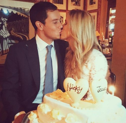 It's true sibling love! While Nicky Hilton are prepared for the wedding with her James