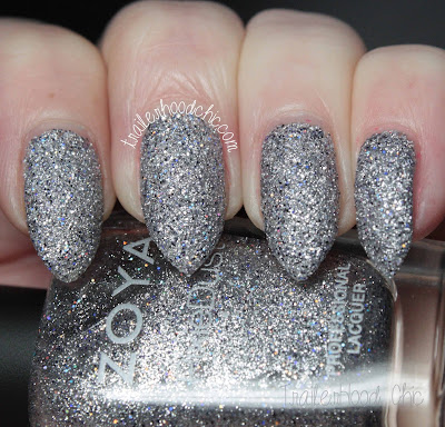 zoya tilly seashells pixie dust review swatches