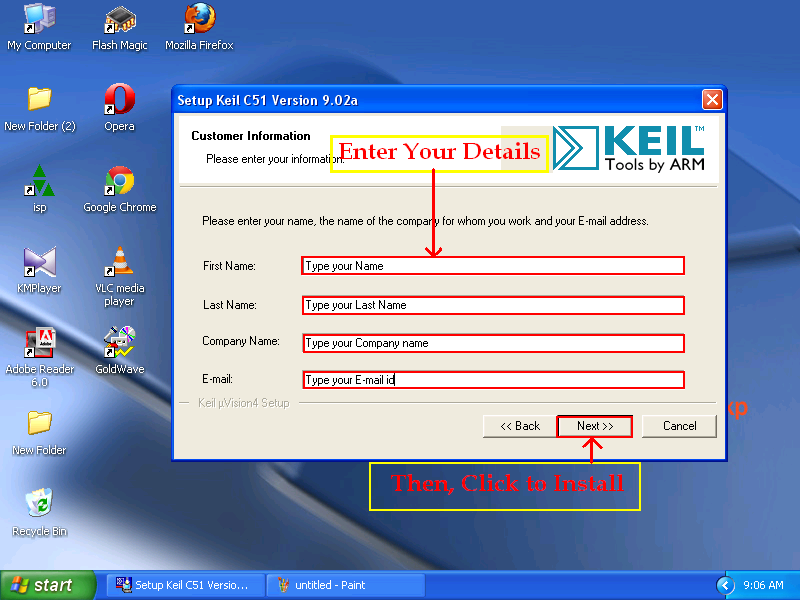 How To Install Keil Uvision 5