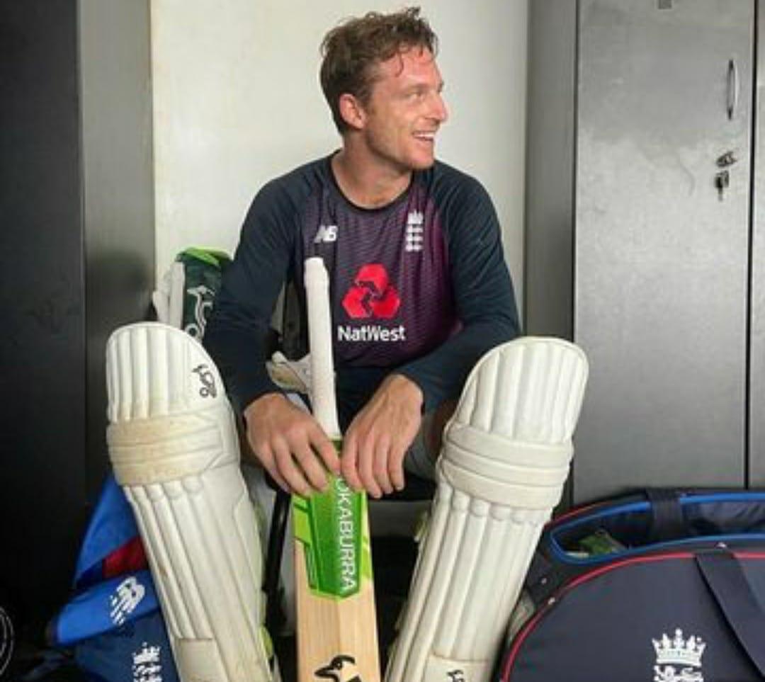 Jos Buttler england cricket player