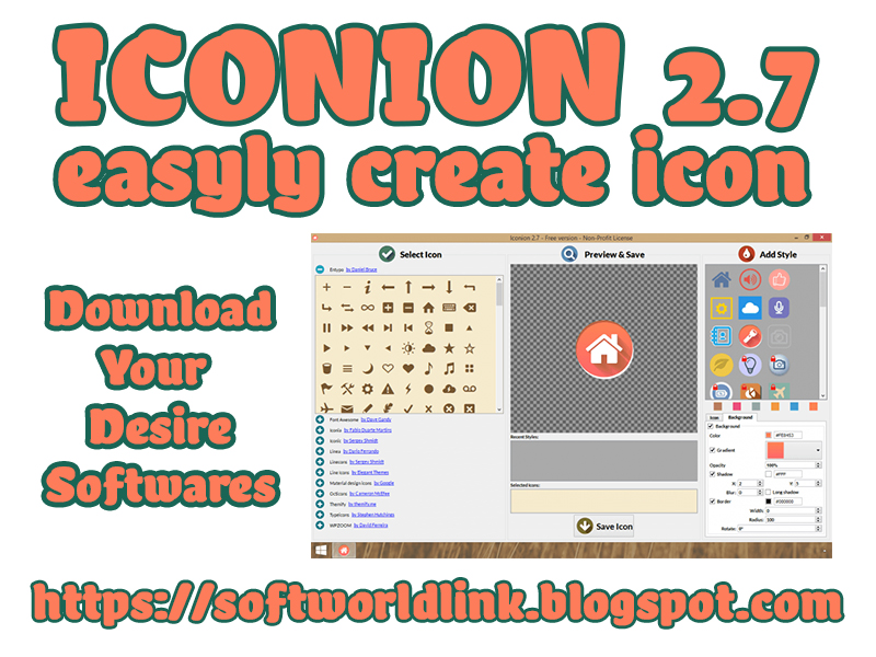 Download Iconion 2 7 Fulll Version-Free download- mediafire link