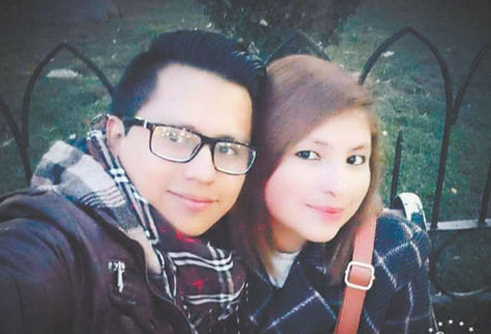 Jesús Cañisaire y Carla Bellot fueron brutalmente asesinados en año nuevo de 2018 por los hermanos León Fernández / RRSS