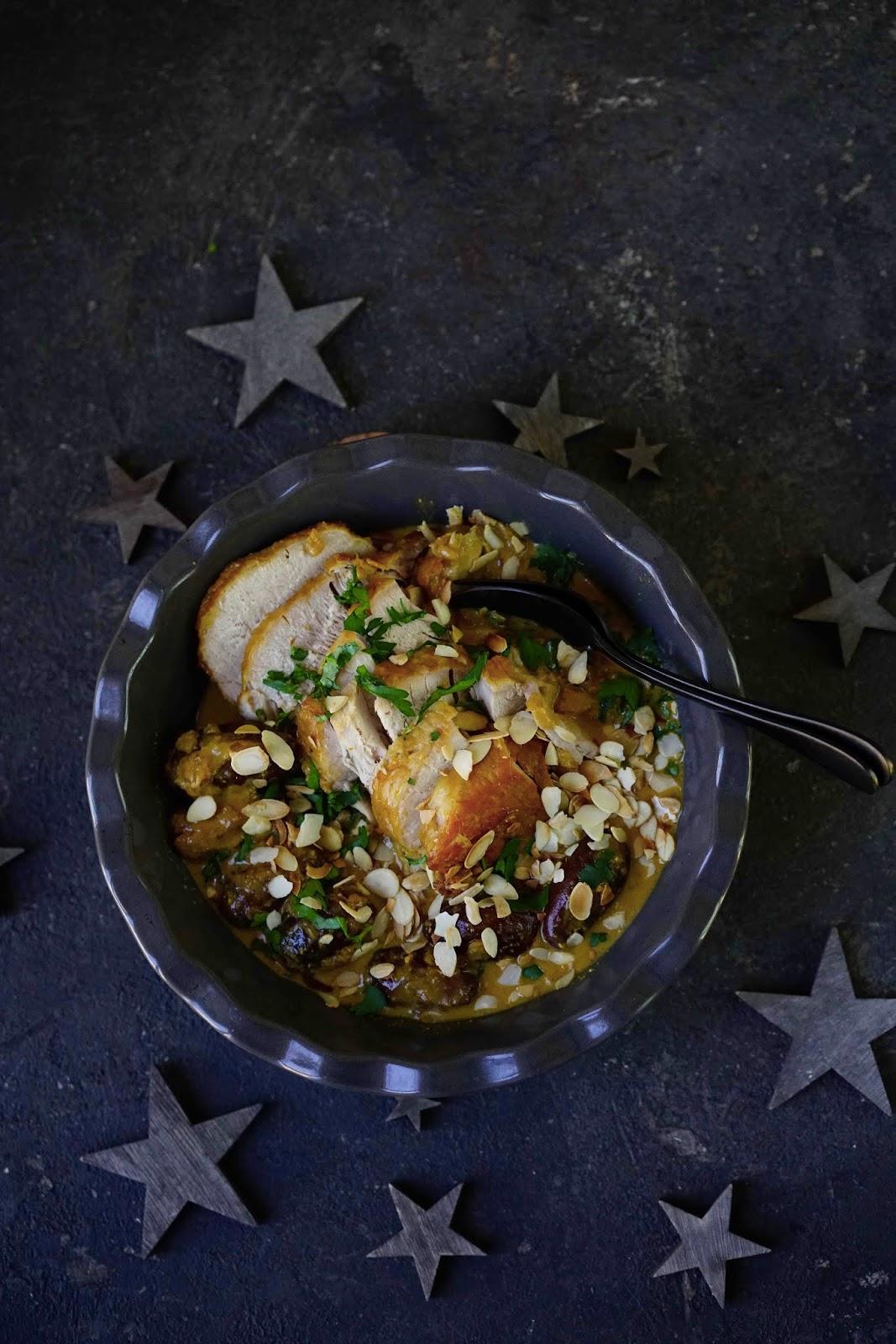menu de noël , rôti facile , recette facile , cuisine parfumée , recette petits prix de noël