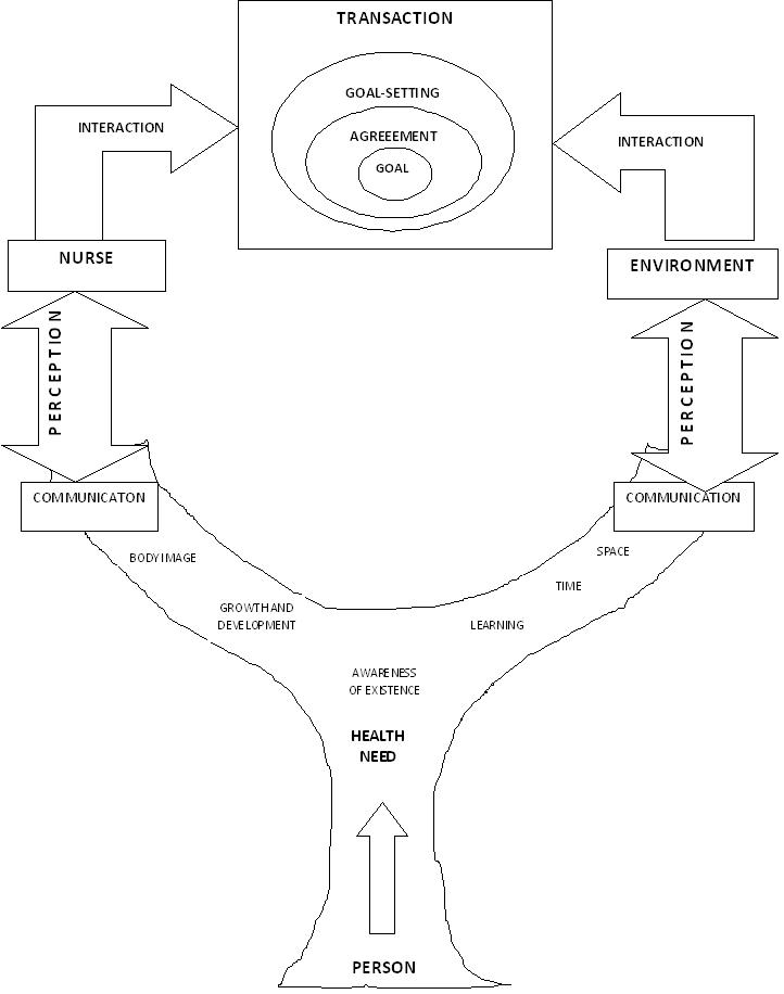 Imogene King: Goal Attainment Theory