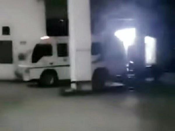 Viral Sirene Ambulans di Makassar Bunyi Sendiri