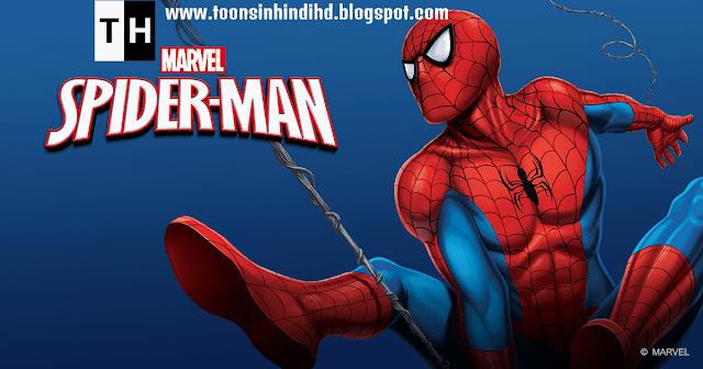 Marvel Spider Man (2017) HINDI Episodes in [HD]