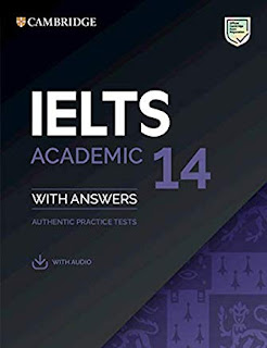 Cambridge IELTS 14 With PDF and Audio with Answers (Academic Module)