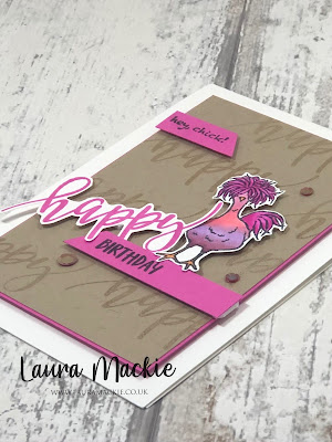 Stampin Up! Hey Chick