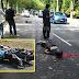 Dua remaja maut, motosikal BMW S1000RR terbabas