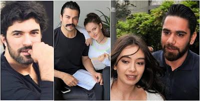 النجمة التركية نسليهان أتاغول : زوجي قادير دوغلو أجمل من بوراك أوزجفيت