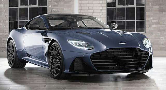 Автомобиль для агента 007 Aston Martin DBS, от Дэниела Крейга