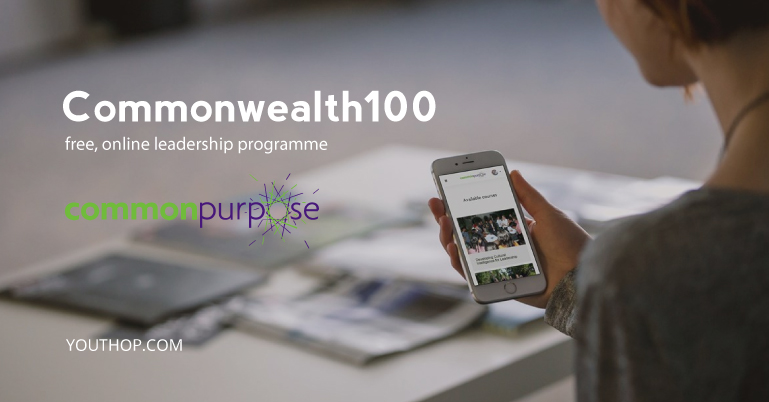Commonwealth100 Free Online Leadership Programme 2020