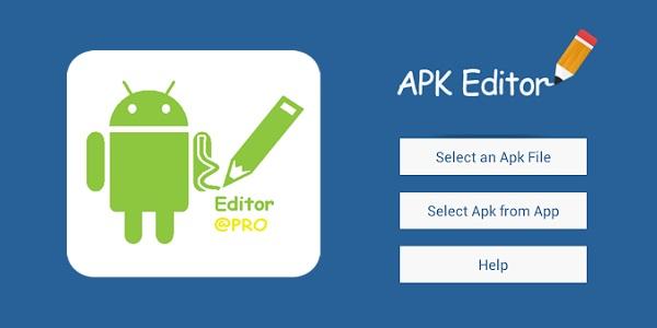 APK Editor Pro - Edita aplicaciones y personalízalas como más gustes