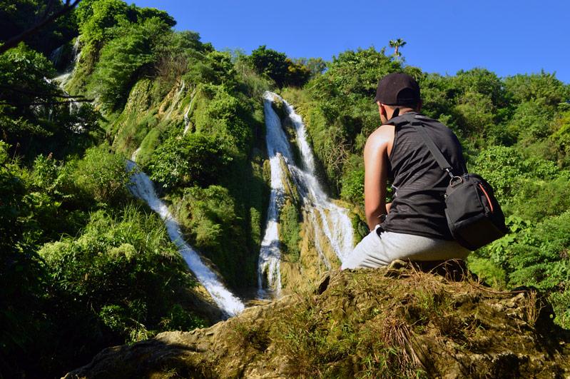 Busay Falls Swimming Area