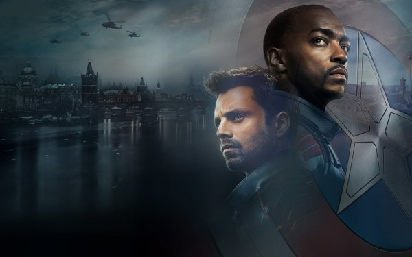 The Falcon and The Winter Soldier Wallpaper HD download free