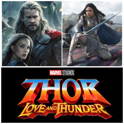 Marvel Movies in Phase 4- Thor 4