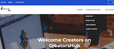 Create Drop Down Menu on Blogger Default Templates || Sub Menu Tutorial with easy steps