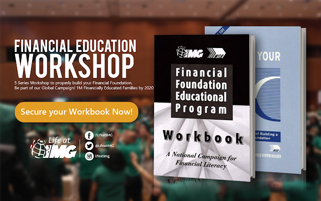 IMG Benefit: Financial Education Workshop