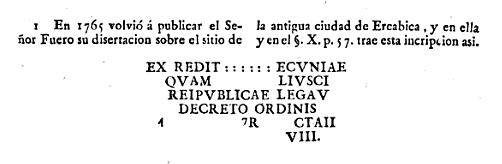 De las Memorias de la Real Academia de la Historia - Volumen 3