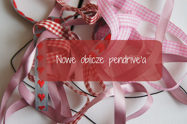 personalizacja pendrive, DIY, zrób to sam, do it yourself