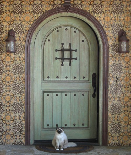 This Old Coconut Grove: Looking For The Perfect Front Door