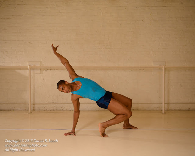 Modern Dance 3 - Photographed by Daniel South