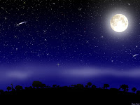 Nyamuk di Bulan dan Bintang-bintang